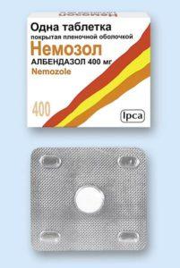 Декарис и Немозол: инструкция по применению, схема лечения и профилактика, какой препарат эффективнее