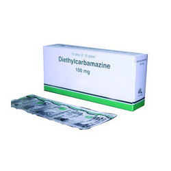 Диэтилкарбамазин: инструкция по применению и описание препарата, аналоги и заменители