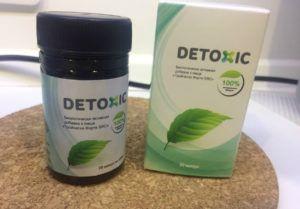 Препарат Detoxic: состав и форма выпуска, инструкция по применению и как заказать лекарство на официальном сайте, реальные отзывы покупателей и врачей