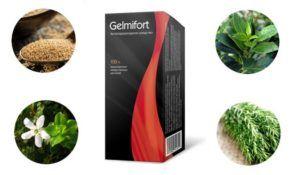 Препарат Gelmifort: инструкция по применению, показания и противопоказания, состав и где купить Гельмифорт