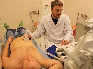 Розміри печінки в нормі у дорослих на УЗД