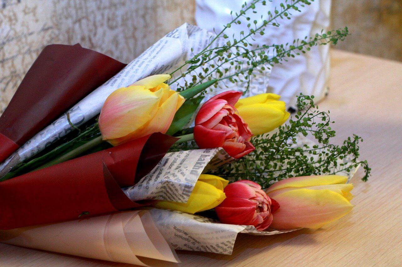 Чек-лист для чоловіків: ідеальне привітання з 8 березня