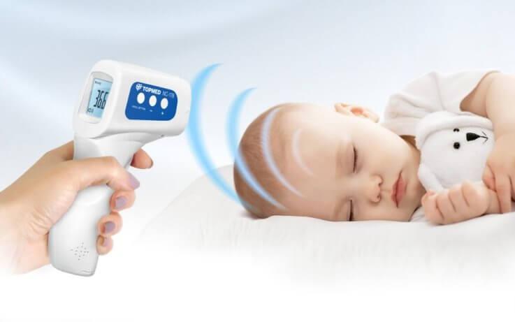 Феномен у світі вимірювальної техніки – інфрачервоні пристрої  для визначення температури тіла людини