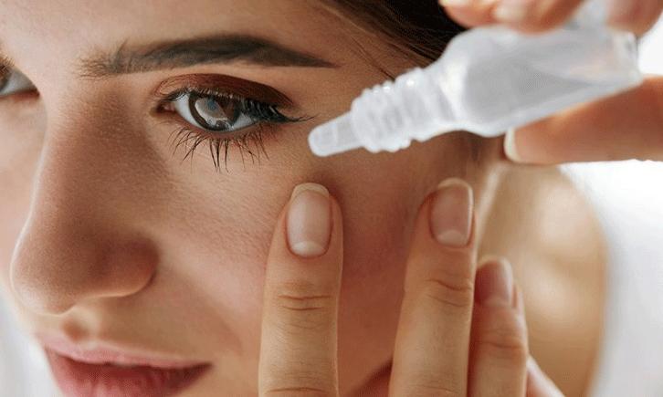 Глазные капли от катаракты как элемент медикаментозного лечения