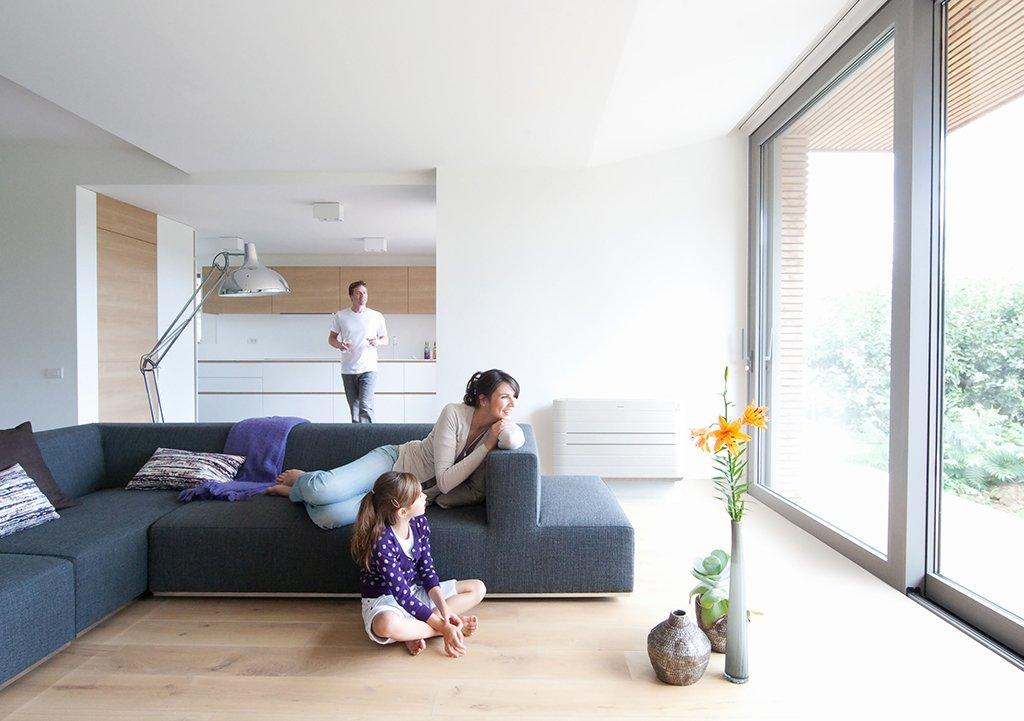 Как создать здоровый микроклимат в доме