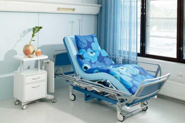 Как правильно подобрать функциональную кровать для лежачего больного